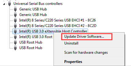 Download Intel USB 3.0 Drivers for Windows 10 ...