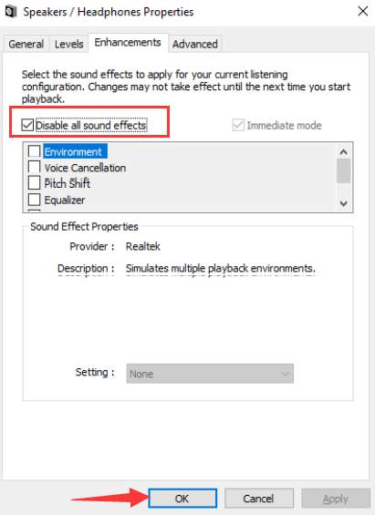 disable audiodg.exe windows 7