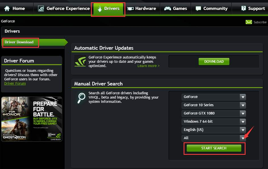 how to fix nvidia geforce experience