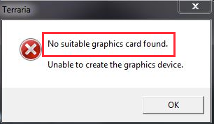 No Suitable Graphics Card Found [Best Fixes] - Windows10Repair.com
