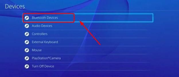 synchronisation PS4 aux fenêtres