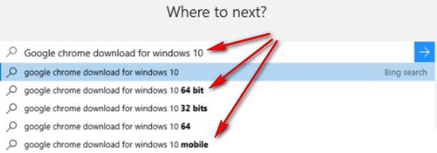 télécharger google chrome windows 8 64 bits