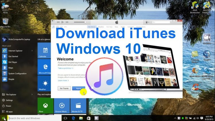 download itunes for pc windows 8.1 64 bit