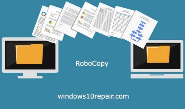 RobocopyはWindowsの 10